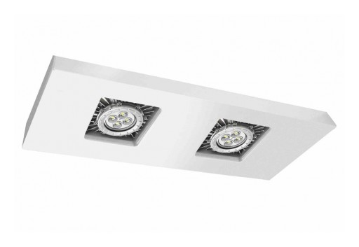 Larson Electronics Releases 100W Explosion Proof Low Profile LED Light, Paint Spray Booth, CID1