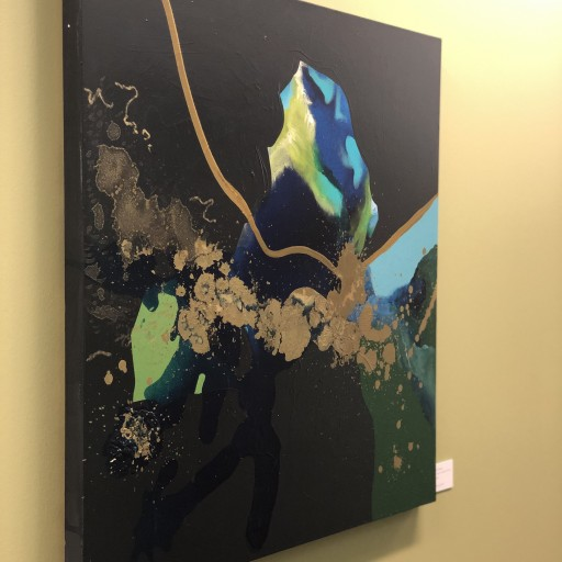 Art Gallery Pure Curates In-House Art Gallery for Living Well Dallas