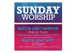 Join us for Sunday Worship