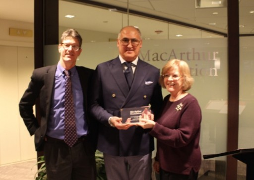 Chicago Based Recipe for Change Receives John D. and Catherine T. MacArthur Foundation Award