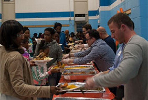 """Bring Dinner Home"" Helps School Children Succeed in Newark"