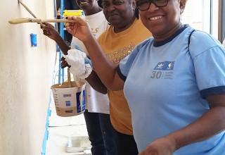 Sherwin-Williams Volunteer Day
