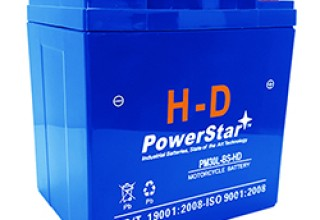 PowerStar H-D Motorcycle Battery