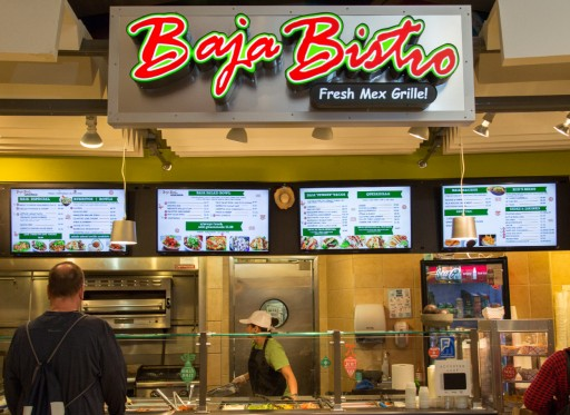 Mvix Partners With DC Metro's Baja Bistro for a Digital Makeover
