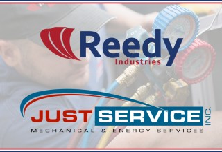 Reedy Industries Acquires Just Service Inc.