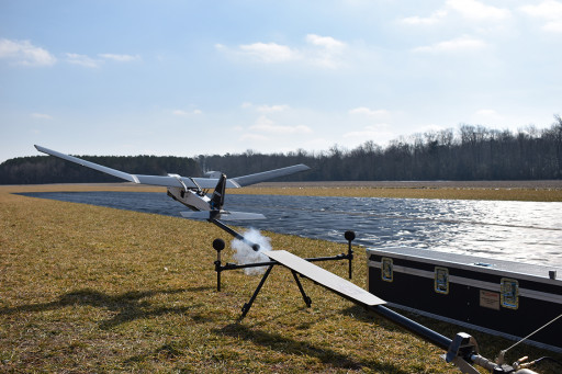 UAV SOLUTIONS, INC. Delivers sUAS Pneumatic Launch System (PLS) to Special Operations Forces