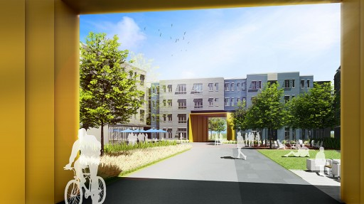 University Student Living Awarded UC Davis Housing Projects