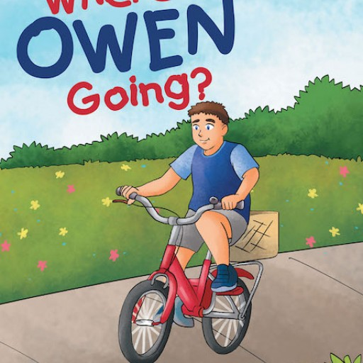 Celine Clemens Zaczynski's New Book 'Where's Owen Going?' is a Fun Guessing Game for Children Following a Young Boy's Daily Life