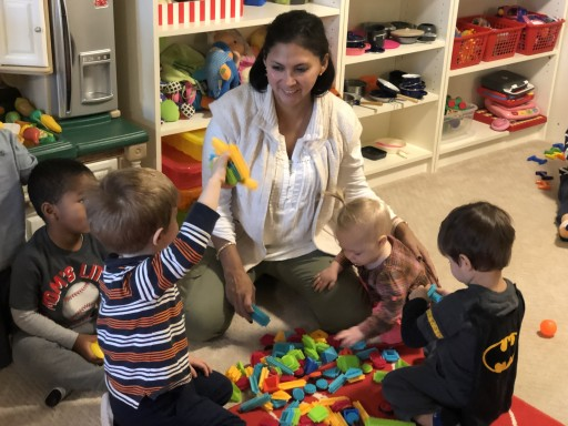 Every Family is a Part of the Story in Childcare