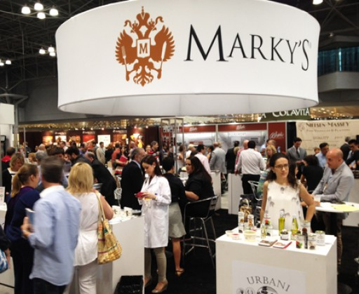 Marky's Caviar at the Summer Fancy Food Show 2017