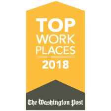 2018 Washington Post Top Workplaces