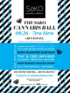 SoKO Diamond Cannabis Ball