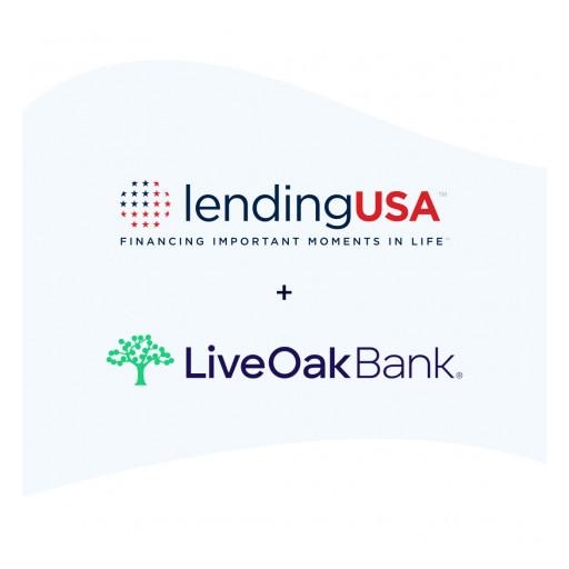 LendingUSA™ Partners With Live Oak Bank to Better Serve Funeral Homes