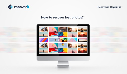 Camera Photo Recovery Becomes Easier With Recoverit Photo Recovery Software