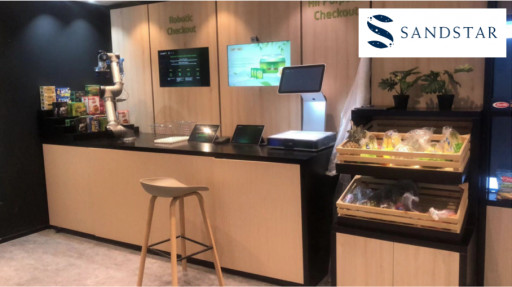 SandStar Attends the GITEX Technology Week in Dubai for the Third Time Depicting a New Picture for Smart Retail in the Future
