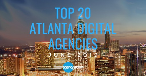 Agency Spotter Reveals the Top 20 Atlanta Digital Agencies Report