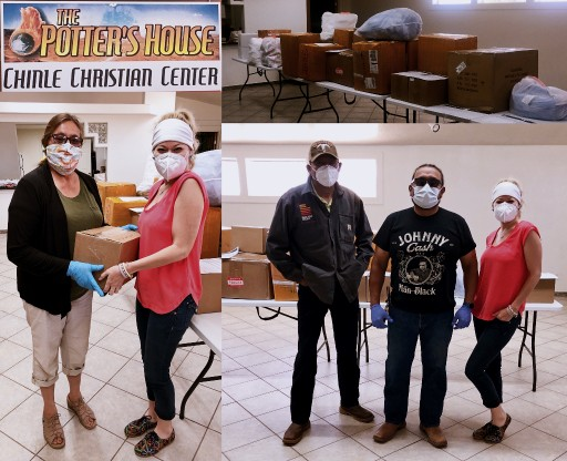 Navancio Aids the Navajo Nation With Critical PPE Supply