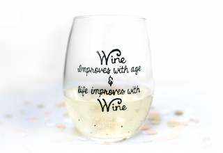 Wine Improves With Age, & Life Improves With Wine