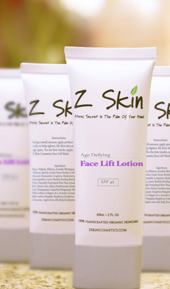 Huffington Post Names Handmade Organic Skincare By Z Skin