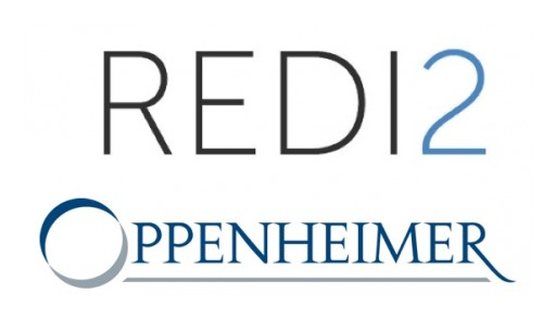Oppenheimer Asset Management, Redi2 Integrate to Better Serve Financial Advisers