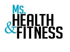 Ms. Health & Fitness Logo