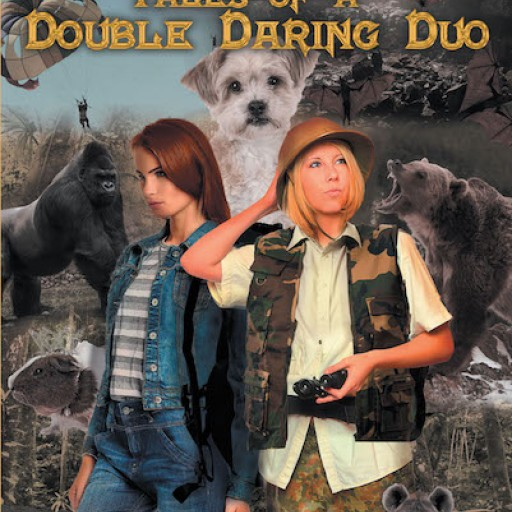 Jeff Hall's New Book 'Tales of a Double Daring Duo: Chapters 1-6: The Courageous Files: Top Secret Chapter 7-12: An Explorer's Guide to Heavenly Treasures' is a Funny, Action-Packed Novel Featuring a Secret Agent and a Treasure Hunter.
