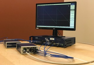 FET1854 Frequency Extenders in use with a Cobalt USB VNA