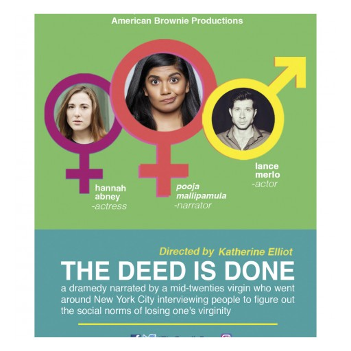 TheaterLab's TLabShares Proudly Presents a New Dramedy - 'The Deed is Done'