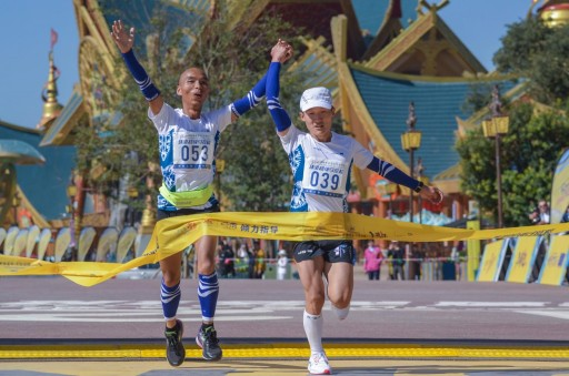 The Fairyland Dianchi Lake Ultra-Marathon Successfully Held in Yunnan, China