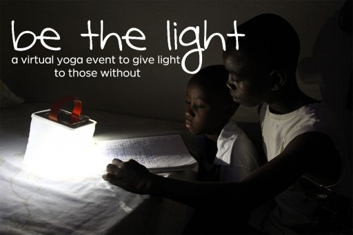 Vibrate Higher Foundation to Host First Annual Virtual 'Be the Light' Yoga Event