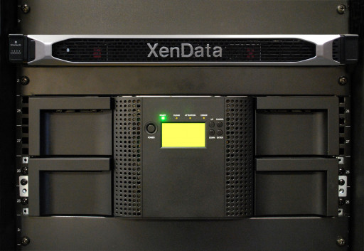 New XenData Media Archive Appliances Scale From 300 TB to Multiple Petabytes