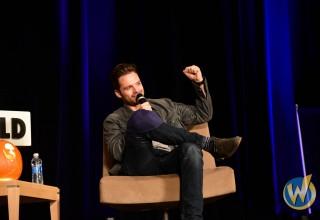 Sebastian Stan at Wizard World Comic Con