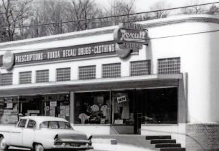 Bunda Store - 1950s