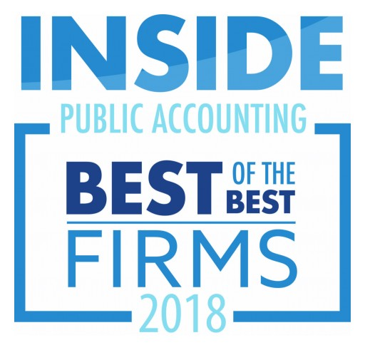 KROST CPAs & Consultants Named Inside Public Accounting's Fastest-Growing Firm for Third Year in a Row