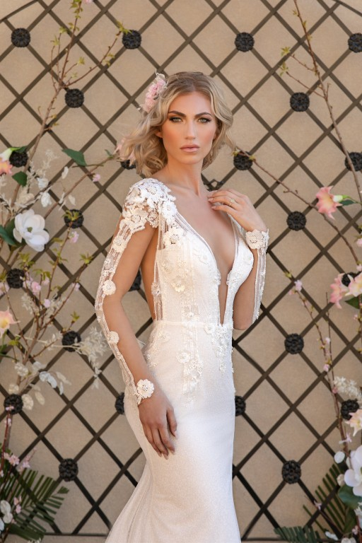 The Royal Blossom Collection: Naama and Anat Haute Couture's Newest Collection