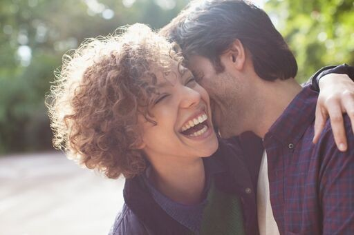 Does Your Relationship Pass the Kiss Test?