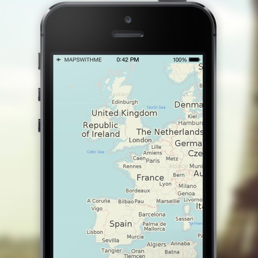 MapsWithMe Rebrands to MAPS.ME and Goes Through the Major Update