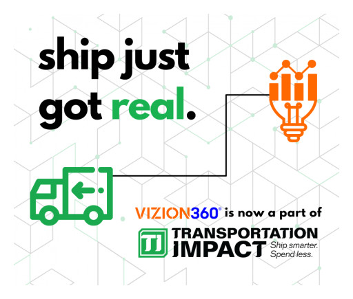 Transportation Impact Acquires Vizion360 to Augment Shipping Technology