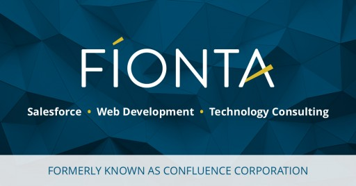 Confluence Corporation is Now Fionta
