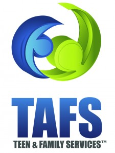 Teen and Family Services Logo