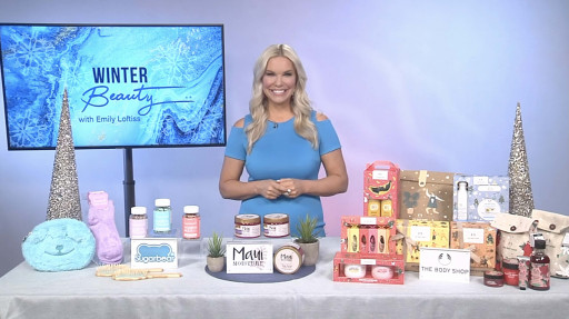 Emily Loftiss Shares Seasonal Beauty Secrets to Wow Them in Winter on TipsOnTV Blog
