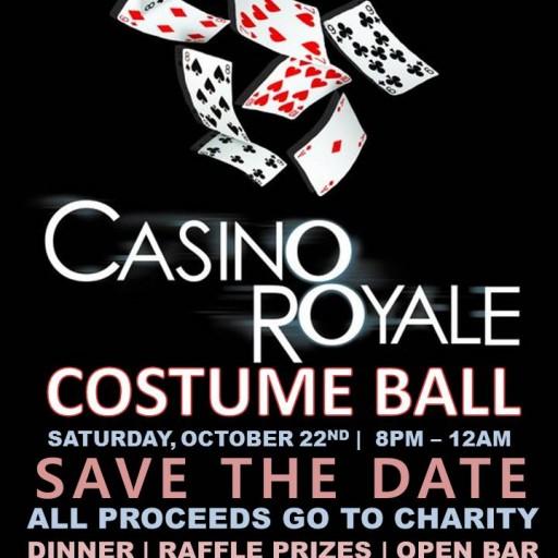 TENTEN Wilshire Rooftop: Casino Royale Costume Ball