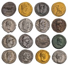 Authentic Ancient Roman Coins