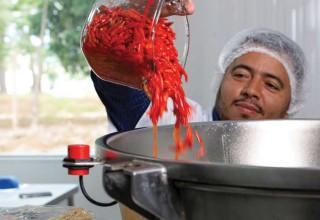 Malagueta Peppers + Premium Vegan Ingredients
