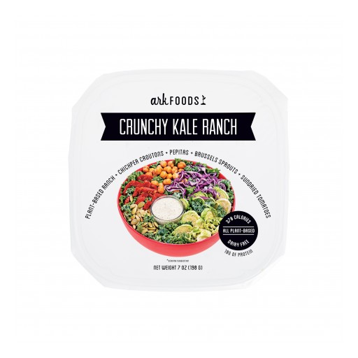 Ark Foods Introduces Clean Label Salads at PMA FreshSummit