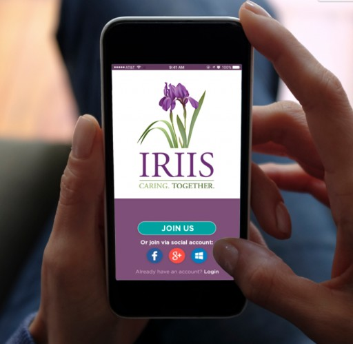 MindLight, LLC Has Launched a New Caregiver Web and Mobile App Named Iriis