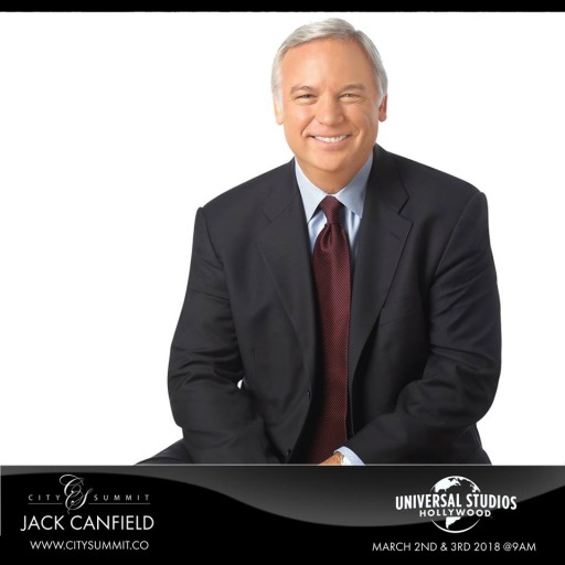 Author and Motivational Speaker, Jack Canfield, to Receive Commitment of Excellence Award at the Third Annual City Summit During Hollywood's Biggest Award Weekend