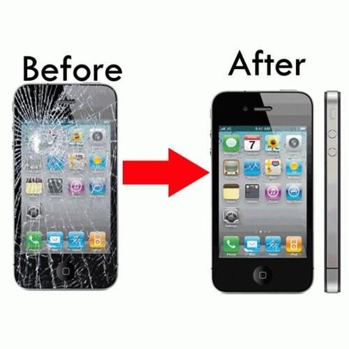 How To Fix A Broken Iphone C Screen