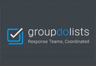 Groupdolists helps teams coordinate crises better, smarter and faster.