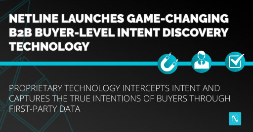 NetLine Launches Game-Changing B2B Buyer-Level Intent Discovery Technology